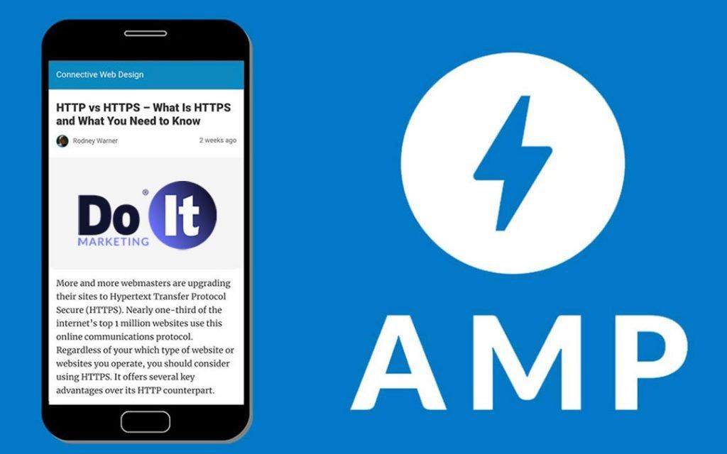 posicionamiento web con amp