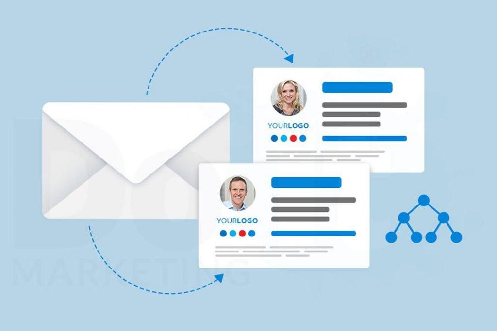 dominio de empresa email