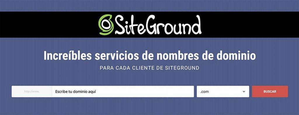 siteground hospedaje