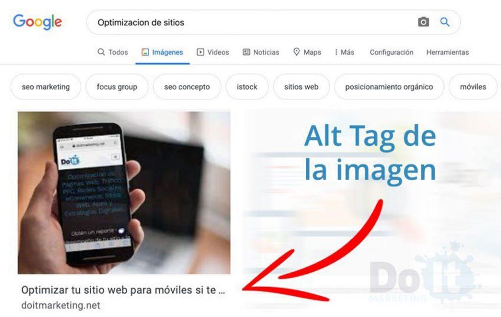 buscador de imágenes de Google